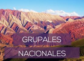 Destinos Grupales Nacionales