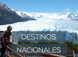 Destinos Nacionales